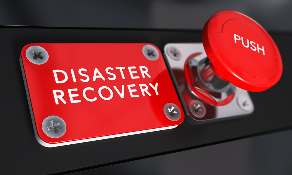 Vendor Fragmentation and Network Resiliency in Disaster Recovery as a Service